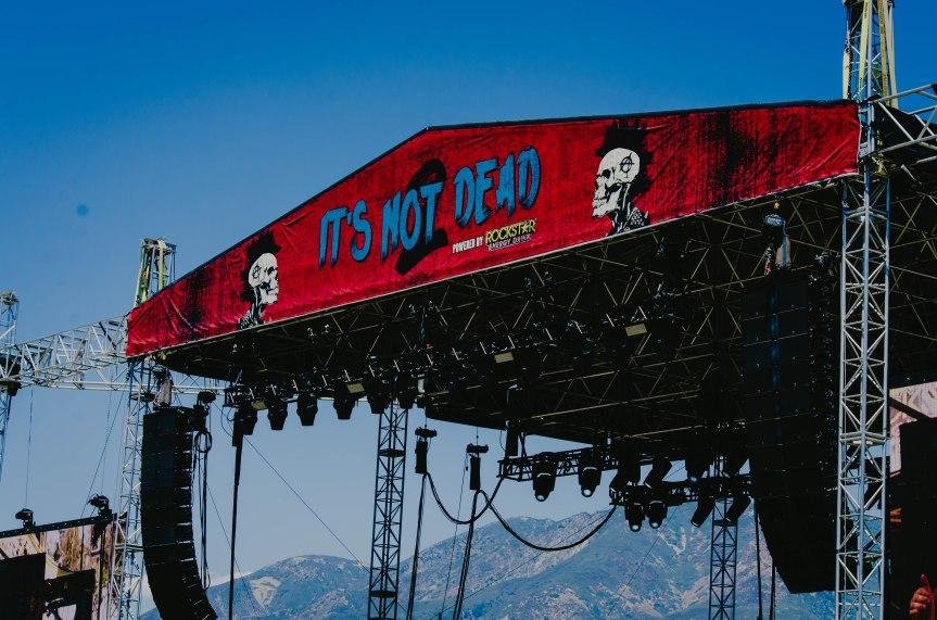 It's Not Dead Fest 2 | San Bernardino |8.26.17